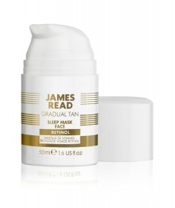 James Read Sleep Mask Face Retinol / Maska opalająca nocą do twarzy z retinolem 50 ml