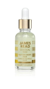 James Read H2O Tan Drops Face / Opalające krople do twarzy H2O 30 ml