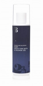 Bloom And Blossom Night-Time Bath & Shower Gel / Senny Płyn Do Kąpieli 200 ml