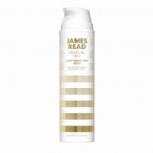 James Read Sleep Mask Tan Body / Opalająca nocą maska do ciała 200 ml