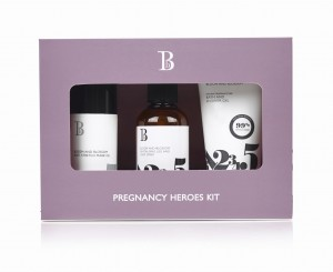 Bloom And Blossom Pregnancy Heroes Kit / Zestaw Ciążowe Must-Have 140 ml